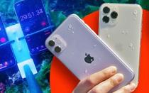"""Sốc về khả năng chống nước của iPhone, Apple """"lĩnh đòn"""""""