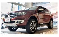 """So sánh Ford Everest và Toyota Fortuner: Người dùng bối rối """"xuống tiền"""""""