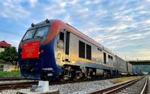 Đường sắt vận chuyển hơn 230 container bằng tàu chạy thẳng châu Âu