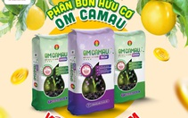 Phân Bón Cà Mau hỗ trợ bà con nông dân sử dụng OM CAMAU