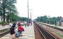 Ngành đường sắt mở bán vé tàu Bắc - Nam