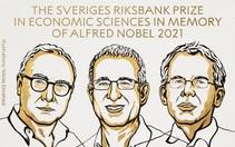 Giải Nobel Kinh tế 2021 trao ba nhà kinh tế người Mỹ David Card, Joshua D. Angrist và Guido W. Imbens
