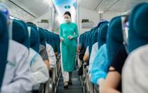 Vietnam Airlines thực hiện chuyến bay đầu tiên từ TP.HCM đi Hà Nội sau dịch
