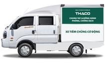 THACO tặng TP.Hà Nội 300.000 kit test nhanh kháng nguyên SARS-CoV-2 và 30 xe cứu thương
