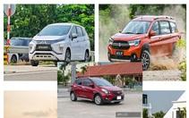 """Top 10 xe ô tô bán chạy: Toyota Vios """"lâm nguy"""", Xpander lần đầu bị vượt mặt doanh số sau 3 năm"""
