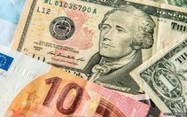 Tỷ giá USD, Euro ngày 5-10: USD rơi nhanh từ đỉnh 1 năm