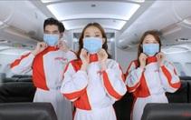 Mở lại 7 đường bay từ ngày 10/10, Vietjet sẵn sàng đón khách trên các chuyến bay xanh, an toàn phòng chống dịch bệnh
