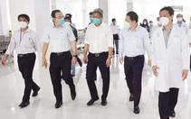 Bí thư Nguyễn Văn Nên tri ân các lực lượng chi viện đã sát cánh cùng TP.HCM hơn 100 ngày chống dịch