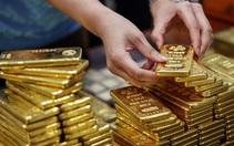 Giá vàng hôm nay 8/10  quay đầu giảm, USD suy yếu