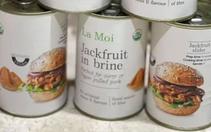 Sản phẩm mới của Vinamit: Món thịt làm bằng mít non và thị trường tỷ đô la Mỹ.