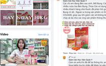 Chị em cẩn trọng với 2 sản phẩm Beauty Slim Plus và Bách Hoa Tiên đang quảng cáo trên mạng.