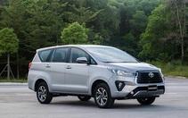 Doanh số Toyota Việt Nam sụt giảm mạnh, nhiều mẫu xe ế ẩm trong top đầu