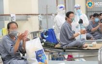 TP.HCM: Trung thu đặc biệt tại Bệnh viện dã chiến số 1