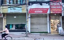 Hà Nội: Mặt bằng kinh doanh giảm giá sâu, khách thuê vẫn thờ ơ