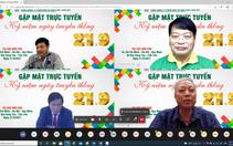 Gặp mặt trực tuyến kỷ niệm ngày truyền thống PVFCCo