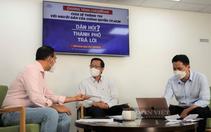 Chủ tịch UBND TP.HCM Phan Văn Mãi nhận lỗi với người dân chưa được nhận trợ cấp