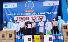 """C.P. Việt Nam đồng hành cùng """"Bệnh Viện Tại Nhà"""" giúp dân vượt qua Covid-19"""