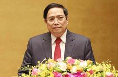 [TRỰC TIẾP] Lễ tuyên thệ nhậm chức của tân Thủ tướng Chính phủ