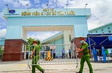 Video: Bệnh viện K Tân Triều chính thức được dỡ phong tỏa sau 5 tuần cách ly y tế