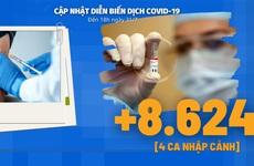 Diễn biến dịch Covid-19 ngày 31/7: Sẵn sàng đưa vào hoạt động Trung tâm hồi sức tích cực vùng 500 giường tại Cần Thơ