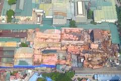 Công ty Rạng Đông chọn đơn vị xác định thiệt hại vụ cháy