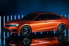 Honda Civic 2022 ra mắt, thiết kế thay đổi từ trong ra ngoài