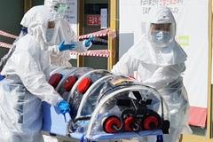 Virus corona đã lây lan đến 17 tỉnh thành ở Hàn Quốc