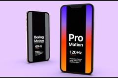 iPhone 12 sẽ được trang bị màn hình với tần số quét lên tới 120Hz?