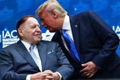 """Sản nghiệp """"khủng"""" của vua sòng bạc Sheldon Adelson vừa qua đời"""
