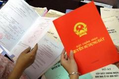 Từ 8/2, chi nhánh văn phòng đăng ký đất đai được tiếp nhận hồ sơ cấp sổ đỏ