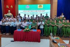 Quảng Nam: Ký kết hợp tác giữa Ngân hàng CSXH với Công an tỉnh nhằm đảm bảo hoạt động tín dụng