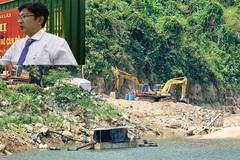 Cơ quan chức năng lên tiếng vụ 2 DN thủy điện nạo vét cát trái phép