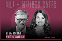 Nhìn lại cuộc hôn nhân 27 năm và khối tài sản kếch xù của cặp đôi Bill - Melinda Gates