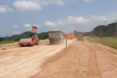 Cho phép nâng công suất các mỏ đất để xây dựng cao tốc Bắc - Nam