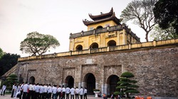 Tự hào Hoàng thành Thăng Long