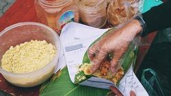 Bốn món xôi vỉa hè không thể thiếu trong bữa sáng của người Hà Nội