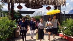 Du lịch cuối tuần tại làng hoa Sa Đéc