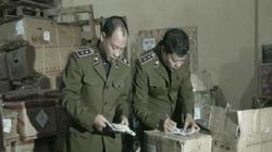 4 tấn nguyên liệu pha chế trà sữa từ Trung Quốc bị thu giữ ở Hà Nội