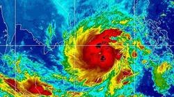 Đêm mai (25.12) bão số 16 sẽ vào Nam Bộ, ứng phó cấp thảm họa