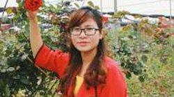 Nữ cử nhân sở hữu hàng nghìn hoa hồng quý hiếm tại Hà Nội