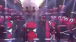 Bảo Thy gây bất ngờ khi mang hit Điện Máy Xanh lên sân khấu