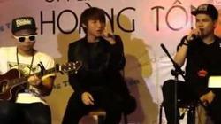 Video clip Giọng hát thiệt của Sơn Tùng Mtp và Hoàng Tôn
