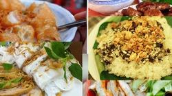 Những món ăn sáng đậm chất quê của người Hà thành