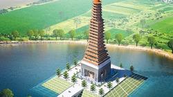Nàng thơ điểm báo: Thái Bình xây tháp