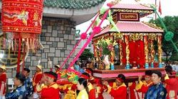 Linh thiêng Lễ hội Vía Bà Chúa Xứ núi Sam ở An Giang
