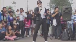 Michael Jackson phiên bản đường phố, đỉnh như đỉnh núi