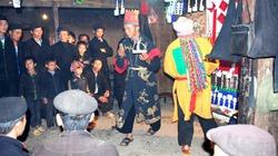 Lễ cấp sắc đặt tên cho người đàn ông của đồng bào dân tộc Dao