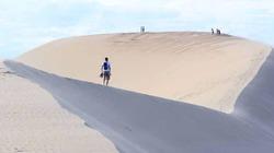 Du lịch Bình Thuận nhất định phải đến chơi ở Đồi cát bay