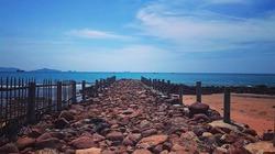 """Bãi Đông - """"Thiên đường"""" mới của biển Thanh Hóa có gì mà hấp dẫn đến thế ?"""