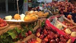 Thị trường trái cây:  Hàng nội gian nan cạnh tranh với hàng ngoại
